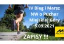 Bieg i Marsz Nordic Walking o Puchar Miejskiej Góry