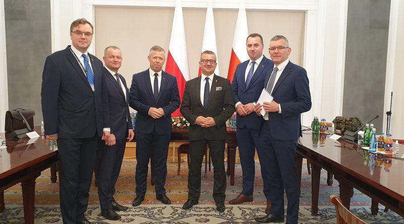 Rada ds. Samorządu Terytorialnego debatowała w Belwederze
